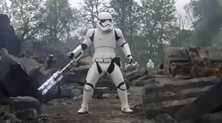 Riot Control Stormtrooper The Unlikely Hero Of Star Wars Monomythic Com