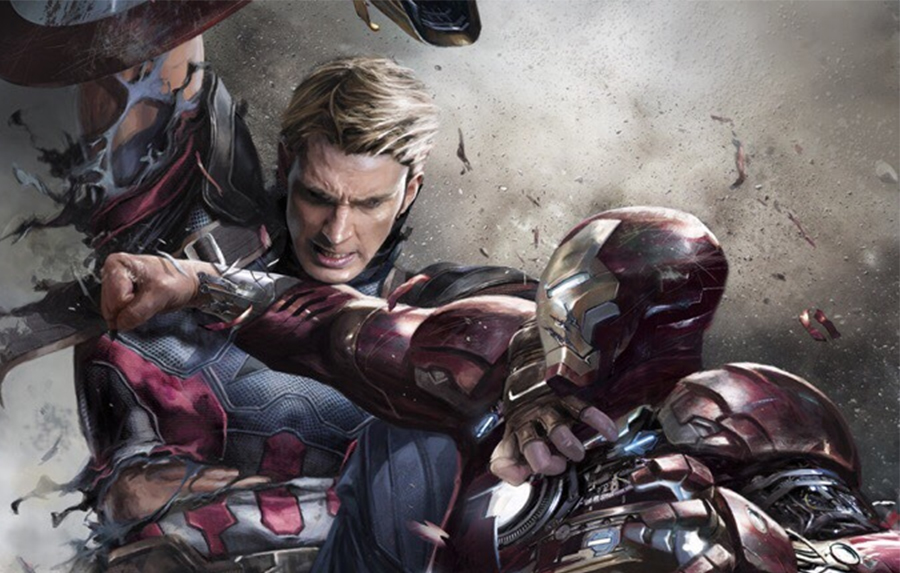 we fight finding all the secrets in captain america civil war