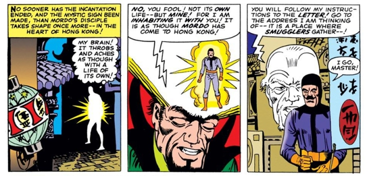 Teach Me: All The Mystical Secrets of Doctor Strange