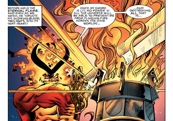 thor-surtur-eternal-flame