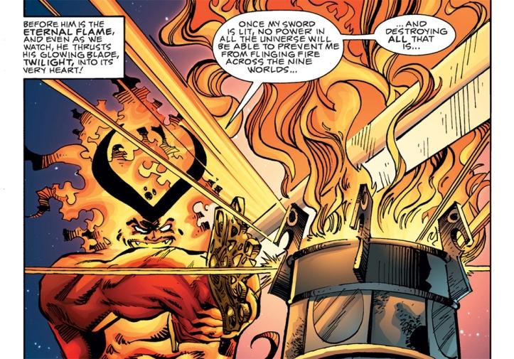 thor-surtur-eternal-flame